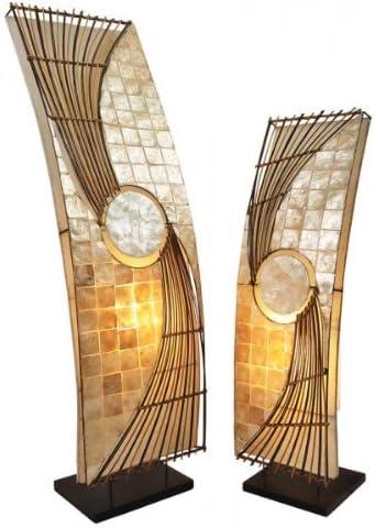 Gr/össe:ca Stimmungsleuchte 90 cm Deko-Leuchte Lampe QUENTO