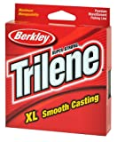 Berkley Trilene XL Smooth Casting Monofilament 110 Yd Spool(12-Pound,Clear), Outdoor Stuffs