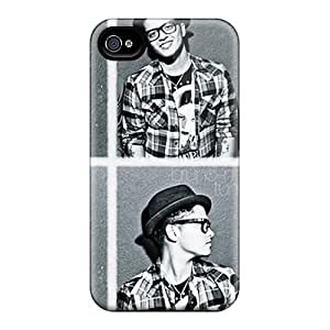 Excellent Iphone 4/4s Case Cover Back Skin Protector Bruno Mars