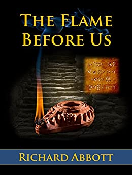 The Flame Before Us by [Abbott, Richard]