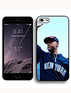 Girl Cover Derek?Jeter MLB Sports Man Iphone 6 Plus/5.5 Protector Case