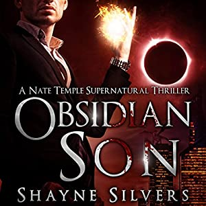 Obsidian Son Audiobook