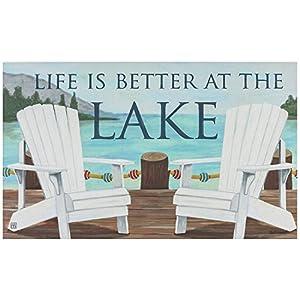 510LiS3fq7L._SS300_ 100+ Beach Doormats and Coastal Doormats