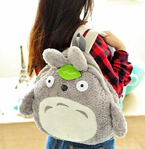 E-Trade(TM) My Neighbor Totoro Backpack Bag Plush Doll 3D...