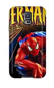 aqiloe diy Heidiy Wattsiez's Shop 1324225K52164570 New Fashionable JeremyRussellVargas Cover Case Specially Made For Galaxy S5(spider-man)