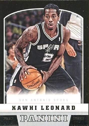 2012-13 Panini - Kawhi Leonard - NBA Basketball Rookie Card - RC Card #216