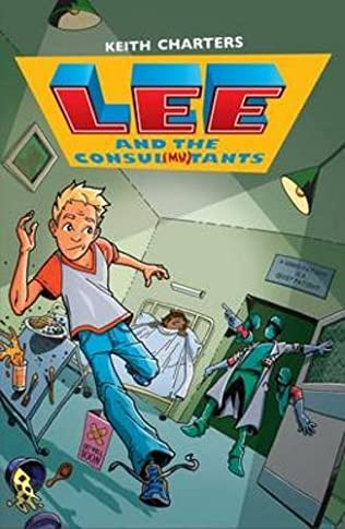 book cover of Lee and the Consul Mutants