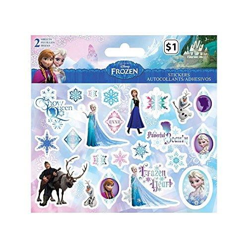 Az Halloween Costumes Ideas (Sandylion Sandylion Disney Stickers, 2-Sheet, Frozen)