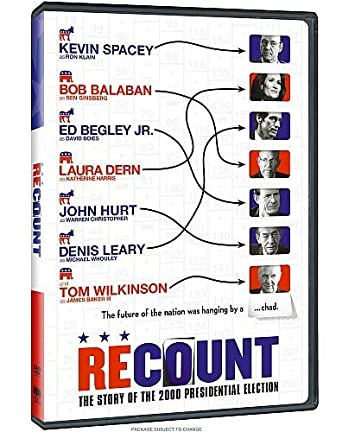 Recount (HBO Films) [DVD] by Kevin Spacey: Amazon.es: Nicky ...
