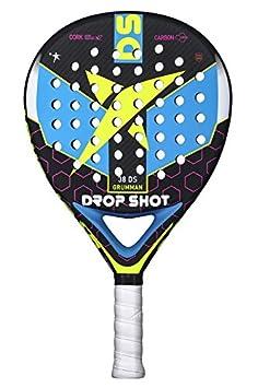 DROP SHOT Grumman Pala de Pádel, Unisex Adulto, Azul, 360-380 gr: Amazon.es: Deportes y aire libre