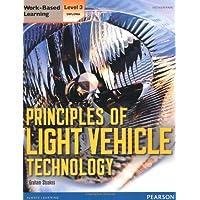 Level 3 Diploma Principles of Light Vehicle Technology Candidate handbook