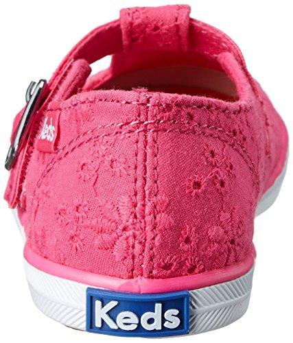 Keds T Strappy Las zapatillas de deporte de velcro Pink