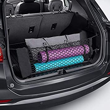 HuaZoon Envelope Cargo Net Rear Cargo Trunk Storage Net for Chevrolet Equinox GMC Terrain GMC Acadia Buick Enclave Chevy Traverse
