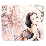 Snow White Customized Rectangle Mousepad