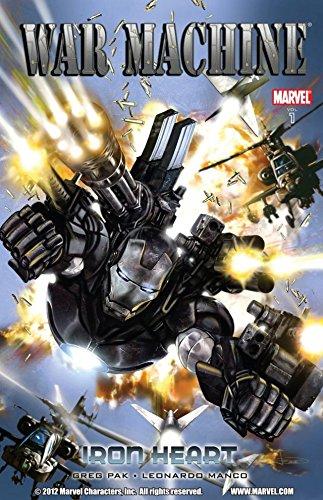 2010 Iron - War Machine Vol. 1: Iron Heart (War Machine (2008-2010))