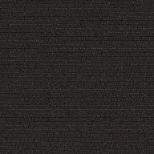 - Sunbrella Black #4608-0000 Awning / Marine Fabric by Sunbrella - Awning / Marine