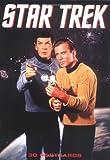 img - for Star Trek Postcard Box book / textbook / text book