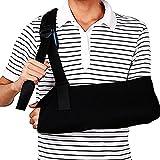 kazy 【保証書付き】 ムレなく 腕が疲れない アームホルダー (アームリーダー) メッシュ素材 通気性抜群 食い込み防止で痛くない 骨折 脱臼