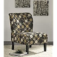 Tibbee Pebble Color Accent Chair