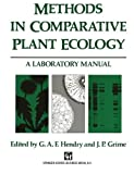 Methods in Comparative Plant Ecology: A laboratory manual, , 9401046557