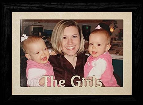 Amazon 5x7 Jumbo The Girls Landscape Picture Frame Laser
