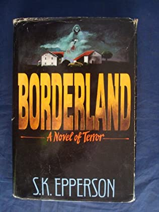 book cover of Border Land