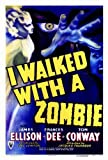 I Walked With a Zombie 27 x 40 Movie Poster - Style A