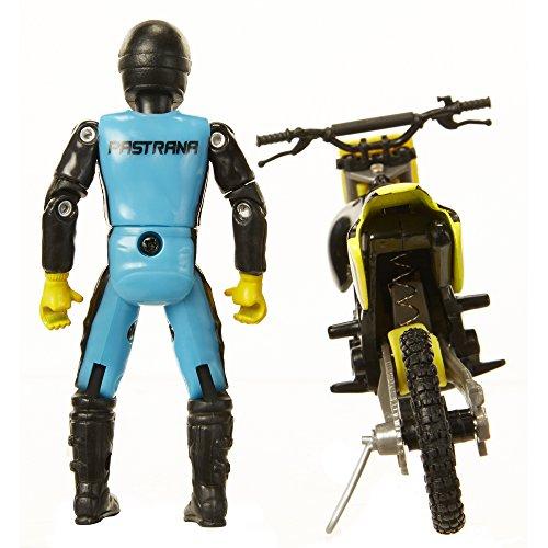 MXS Boys Travis Pastrana SFX Bike & Rider Set by MXS (Image #8)