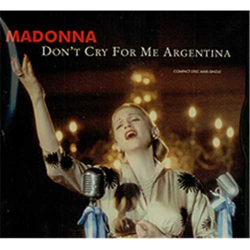 Don't Cry for Me Argentina - Center In Stores Lloyd