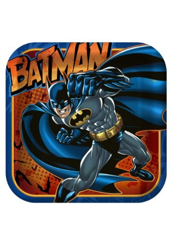 Batman Heroes and Villains Dinner Plates Package of 8 -