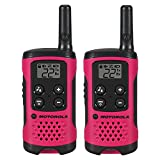 Best MOTOROLA Radio Scanners - Motorola T107 Talkabout Radio, 2-Pack Review