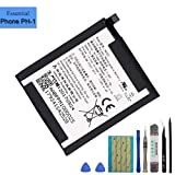 New Replacement Battery HE323 Compatible with