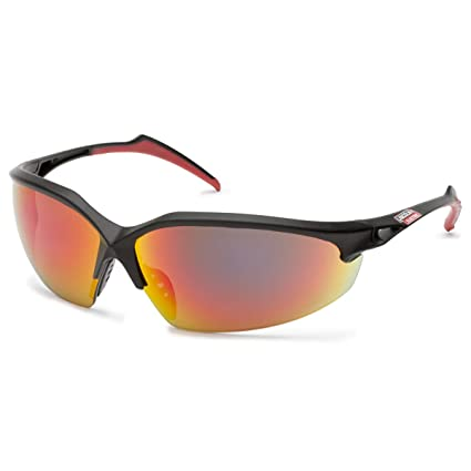 f687eee8c6 Amazon.com  Lincoln Electric Premium Outdoor Safety Glasses ...