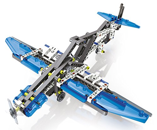 Exciting Educational Model Assembly Kit, Airplanes & Helicop