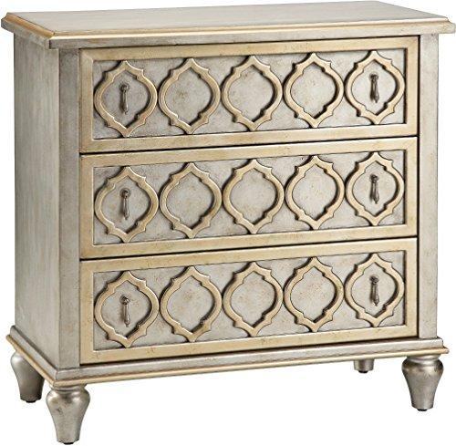 - Stein World Furniture Naomi Chest, Distressed Silver
