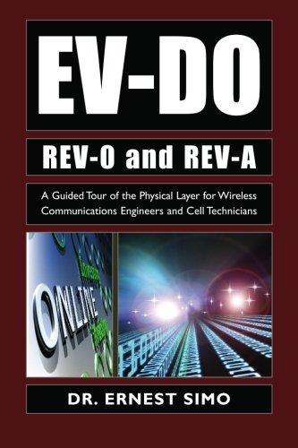 EV-DO Rev-0 and Rev-A:: The Physical Layer Explained pdf epub