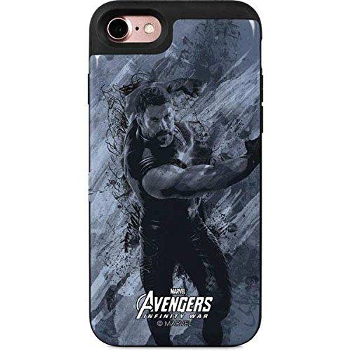 newest ec5cc d2e17 Amazon.com: Thor iPhone 7 Case - Thor Chroma   Marvel & Skinit ...