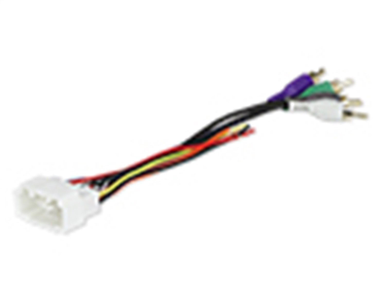 SCOSCHE HA14B 2003-11 Honda Element Amp Integration Harness
