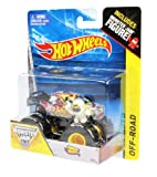 Hot Wheels Monster Jam 2014 Team Hot Wheels Firestorm #44 1:64 Scale Die Cast Vehicle