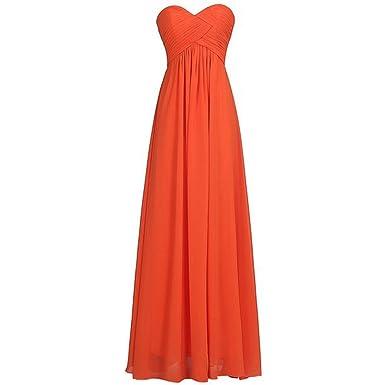 Kleid a linie chiffon