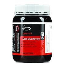Comvita Manuka Honey UMF 5+ (Certified Authentic) New Zealand Honey, Best Value - 1kg (2.2lb)