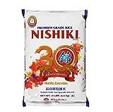 Nishiki Premium Rice, Medium Grain (2 Pack)