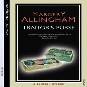 Traitor's Purse Audiobook