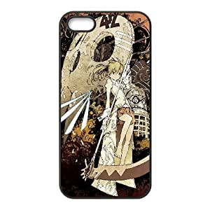 iPhone 5,5S Phone Cases Black SOUL EATER EWD911544