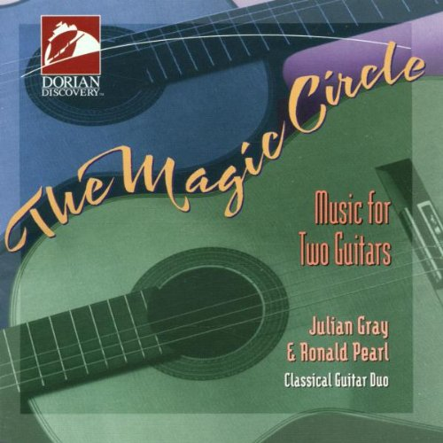 Dorian Recordings - The Magic Circle - Music for Two Guitars (Dorian)