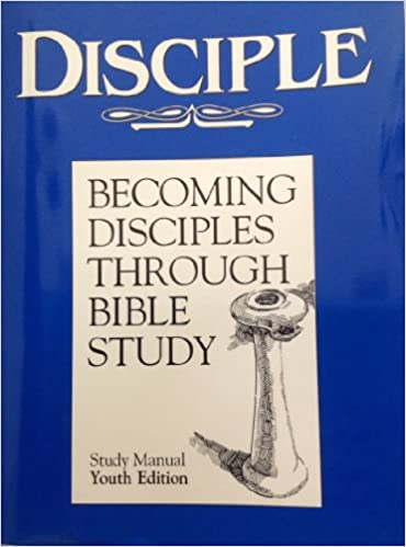 Disciple: Becoming Desciples Through Bible Study (study manual, youth edition)