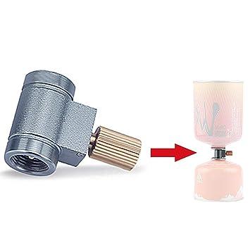 Fansport Gas Saver Plus Cobre Adaptador De Estufa De Camping Estufa De Camping Accesorio