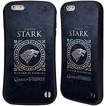Amazon.com: Game Of Thrones – Carcasa de TPU para iPhone6/6S ...