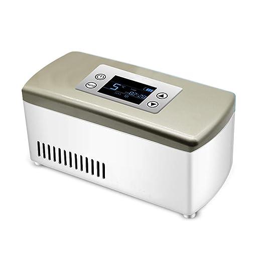 Ice Caja De RefrigeracióN EléCtrica Refrigerador PortáTil Y ...