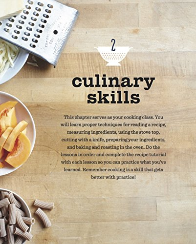 Kid Chef: The Foodie Kids Cookbook: Healthy Recipes and Culinary Skills for the New Cook in the Kitchen by Callisto Sonoma Sonoma Press (Image #4)